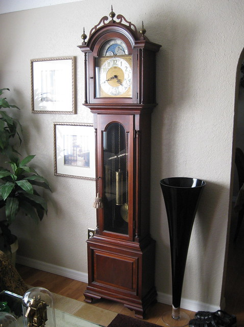 Ridgeway Quot President Monroe Quot Model 210 Grandfather Clock