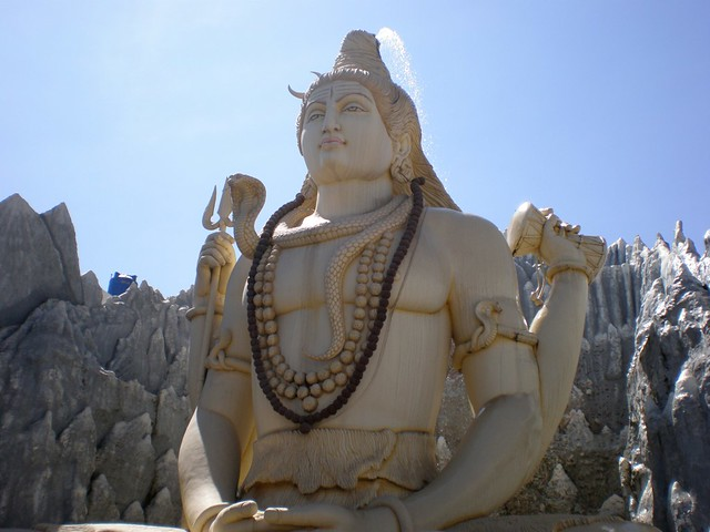 Lord Shiva's temple, Bangalore