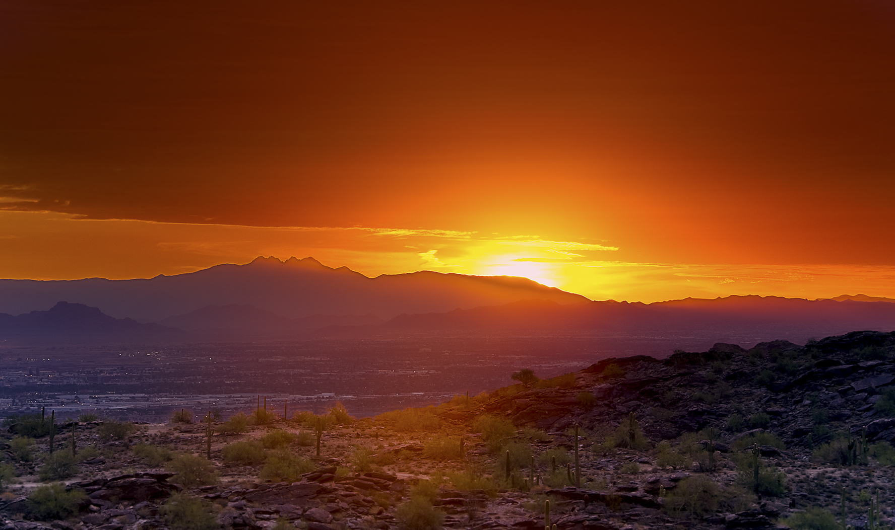 W Grant St Phoenix Az Usa Sunrise Sunset Times