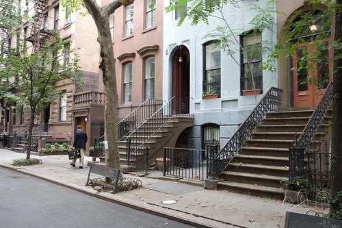 Photo noob usa 2009 downtown manhattan - Casas en nueva york ...