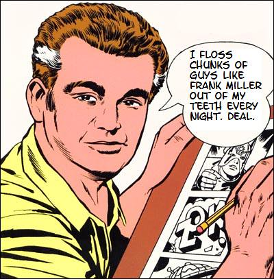 Jack Kirby Says it All