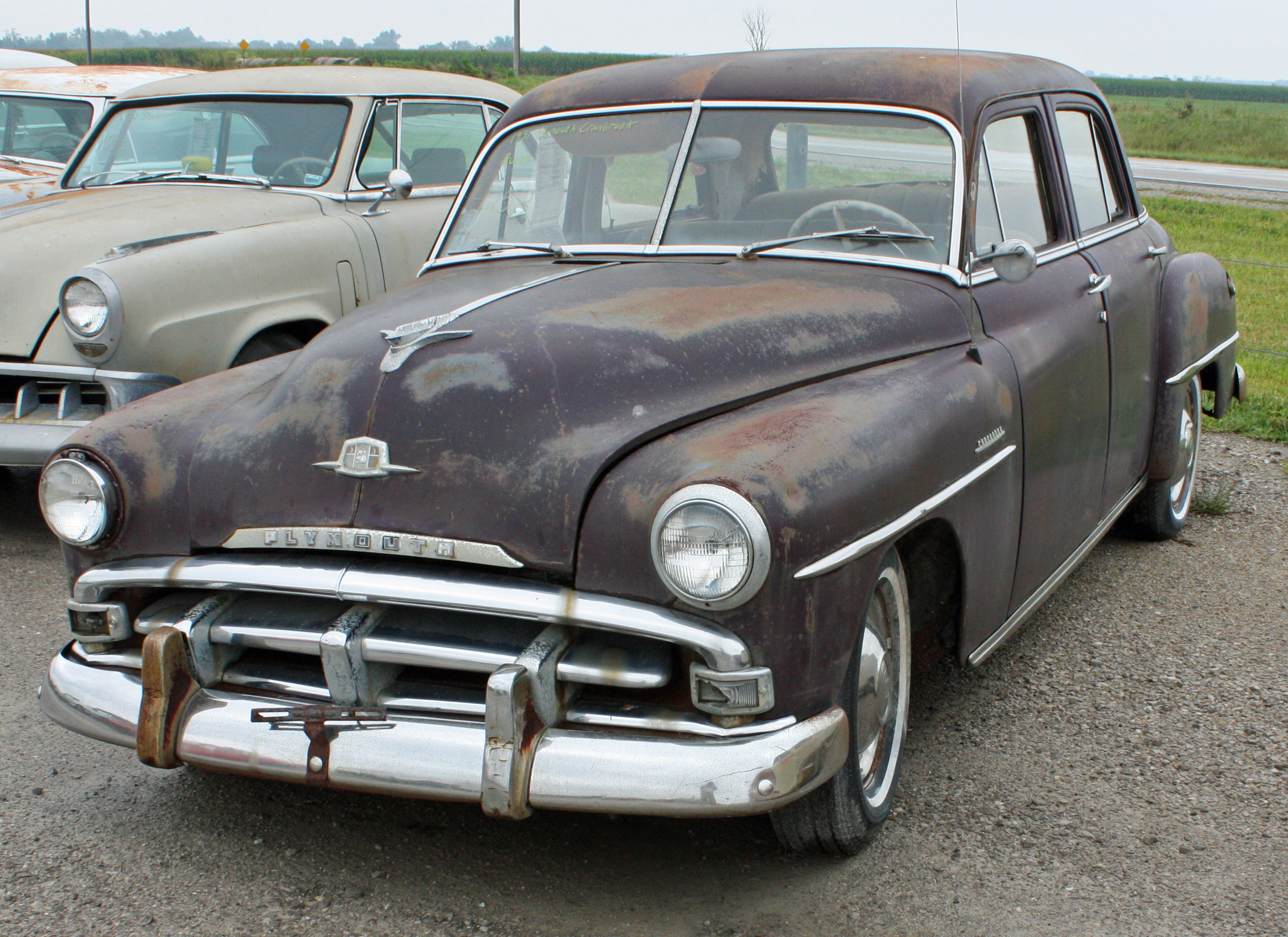 1951 Plymouth Cranbrook 4 Door Sedan 2 Of 8 Flickr