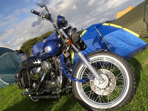 Harley-Davidson Motorbikes - 1990