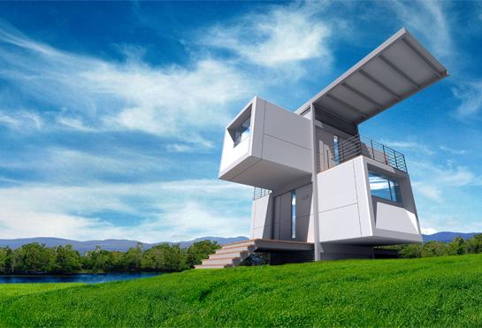Zerohouse una casa ecologica diario ecologia - Construccion de casas ecologicas ...