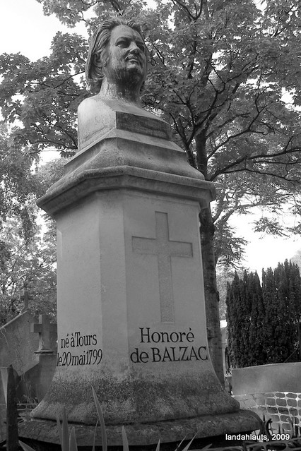 tomb of honor u00e9 de balzac