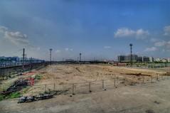 Le village olympique