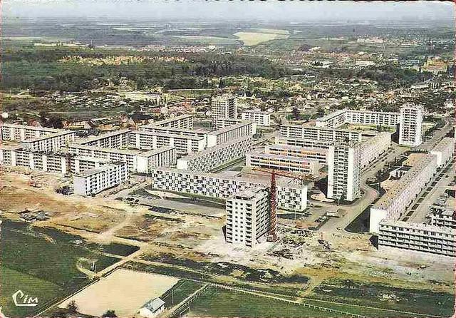 Evreux la madeleine en carte postale flickr photo sharing - Piscine la madeleine evreux ...
