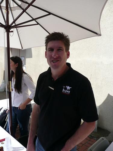 Dan Del Grande from Bison Brewing
