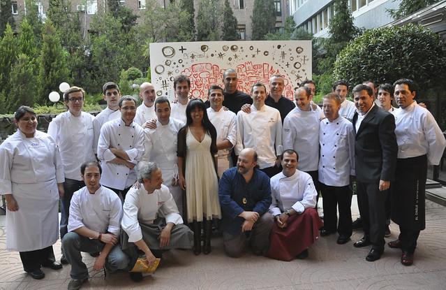 Cocineros Solidarios con Chile