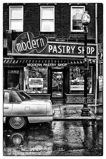 Modern Pastry Shop Boston, MA