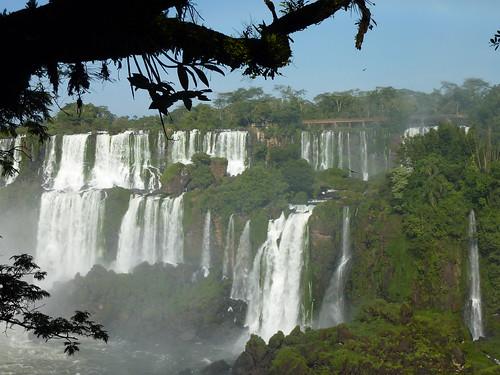 Argentinië, Iguazu Falls