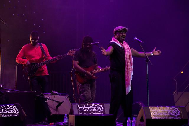 Mawazine 2011 : Papa Wemba
