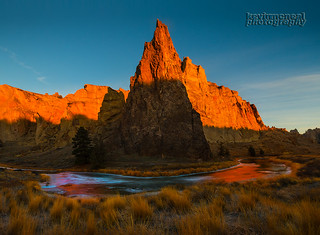 Smith Rock Valley