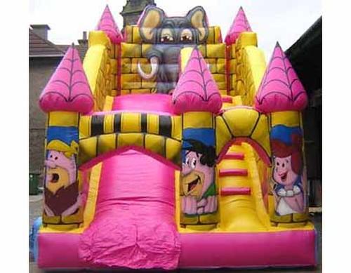 Inflatable castle slide GS-35 par Janus4i