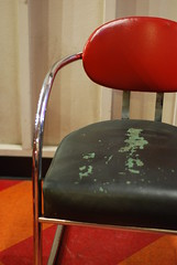 Chair in the Cafe