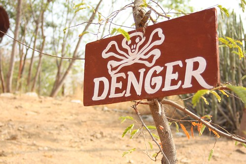 Photo:Denger By:professor megan