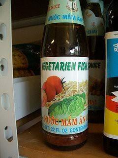 Vegetarian fish sauce veg sf for Vegetarian fish sauce
