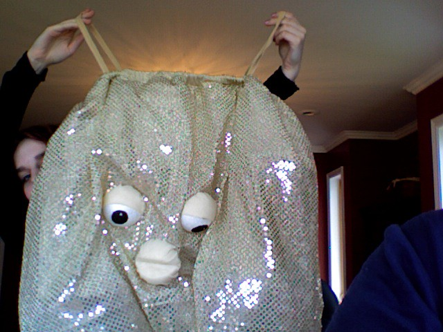 Photo for Puffer fish costume
