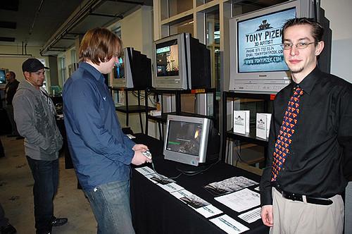 The Wallpaper Art Institute Of Portland Portfolio Show - The art institute game design