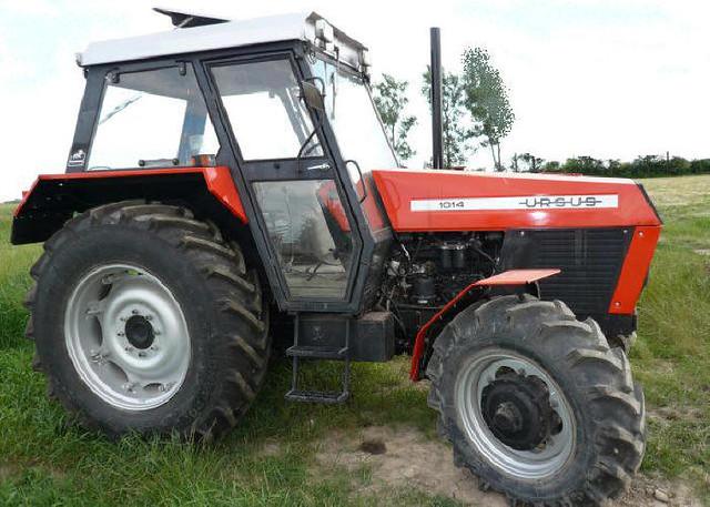 Traktory, ciągniki rolnicze Ursus używane