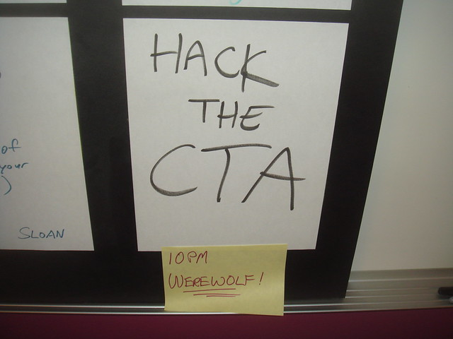 Hack the CTA