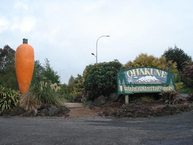 Big Carrot, Ohakune