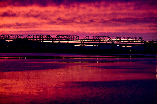 california bridge sunset usa america unitedstates 10 unitedstatesofamerica baybridge eastbay middleharborpark fav10 middleharborshorelinepark