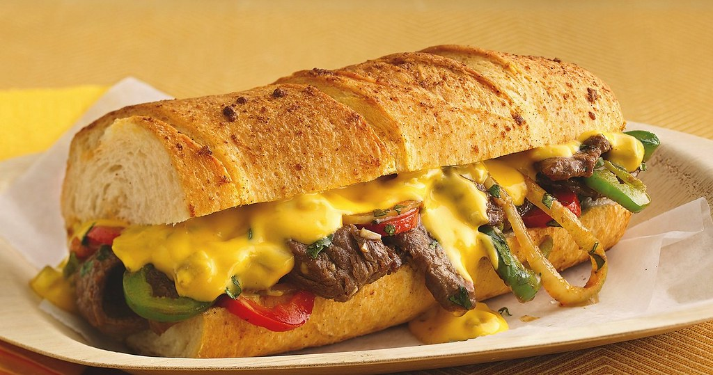 Philly Goes Mexican Cheese Steak Recipe Description