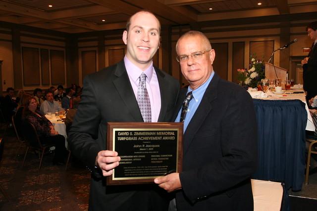 2009 Zimmerman Award