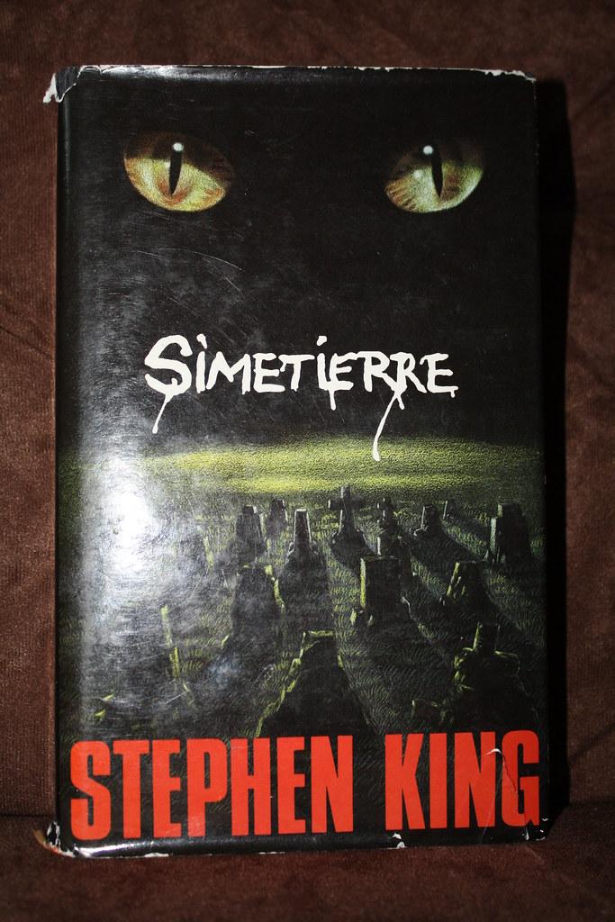 Livre Simetierre De Stephen King 4 00 Myriam Bernard