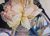 Tracy Lewis - Peony and Silver