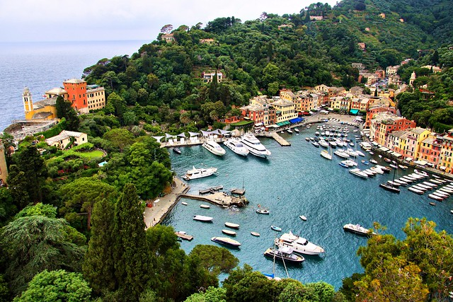 Choose your Boat &  House in Portofino