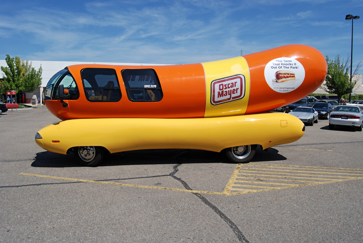 3841026094 on oscar meyer weenie mobile