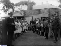 Korunye School 1918