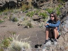 Haleakala National Park, Maui: Kalahaku Overlook - Eileen