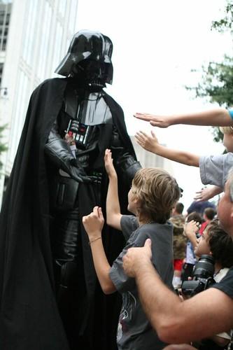Dark Side outreach