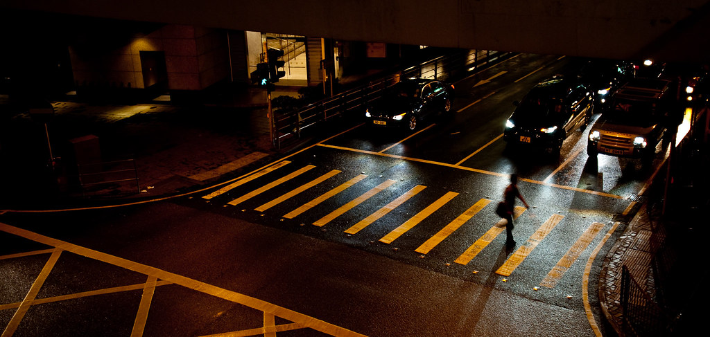 Photo: Crossing by Bracketing Life on flickr — CC License