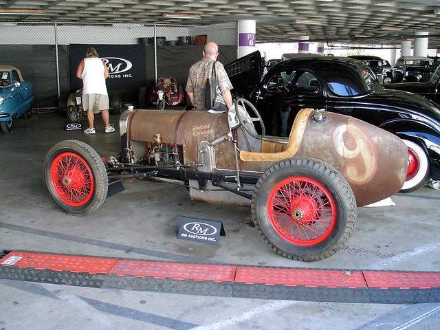Jeremy Sexton Race Cars