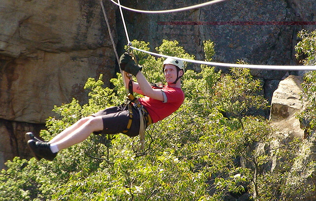Magaliesberg Canopy Tour : Magaliesburg Canopy Tours - Gauteng