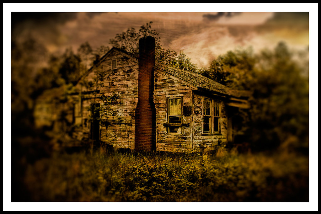 Abandoned Old Home