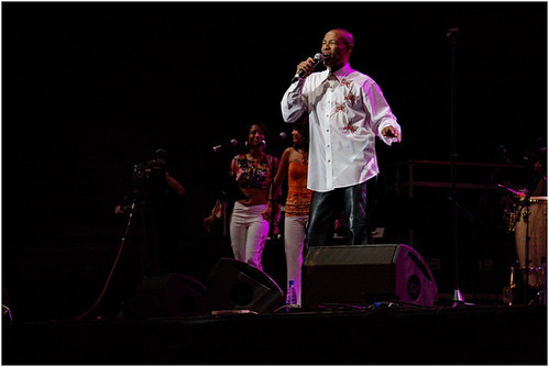 CAPE TOWN INTERNATIONAL JAZZ FESTIVAL 2008 by Wilfred Paulse