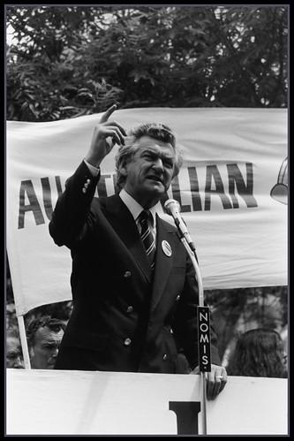 Bob Hawke 1980