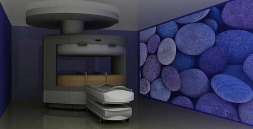Un centro de diagnostico por imagen en España