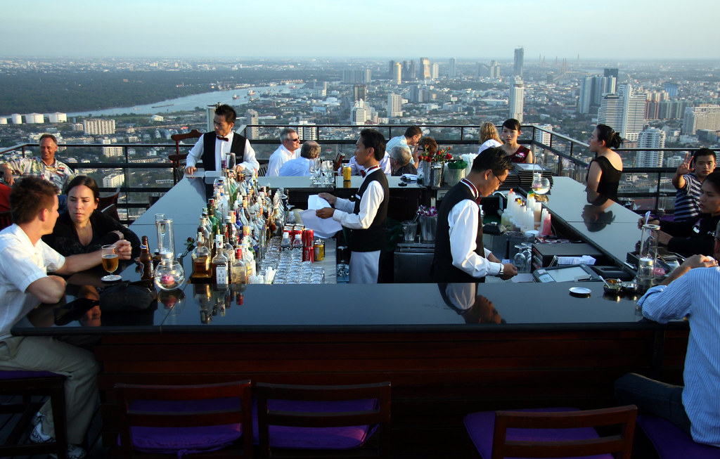 Moon Bar at Vertigo