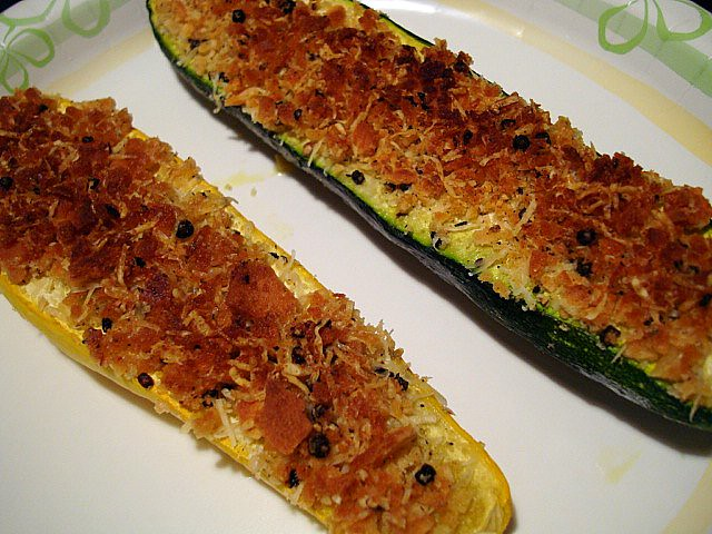 Gratin topped Zucchini | Explore jmackinnell's photos on Fli ...
