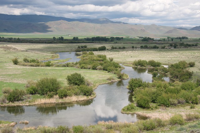 Silver creek idaho flickr photo sharing for Silver creek fishing report