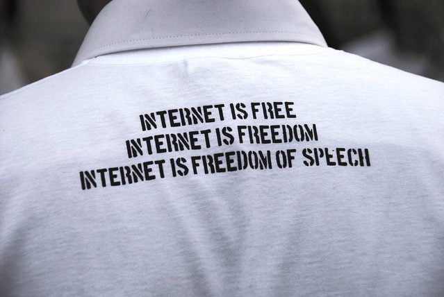 internet freedom of speech Internet freedom has declined for the  freedom on the net is a comprehensive study of internet  while severe punishments for online speech are not .