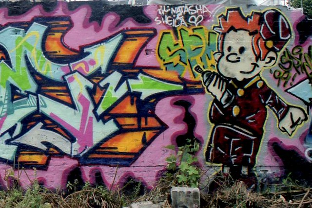 Copenhagen Graffiti (1999)