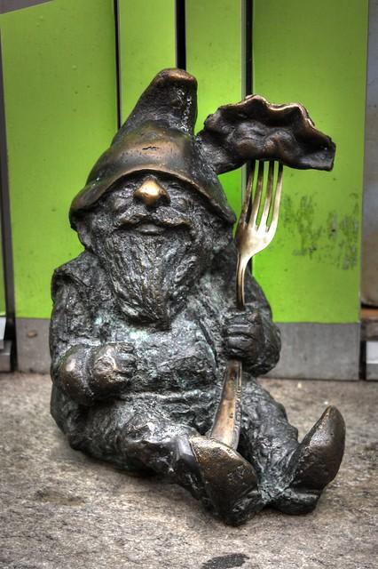 Pierożnik, the Gourmet dwarf...