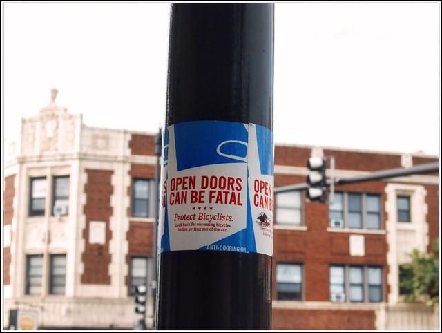 anti-dooring